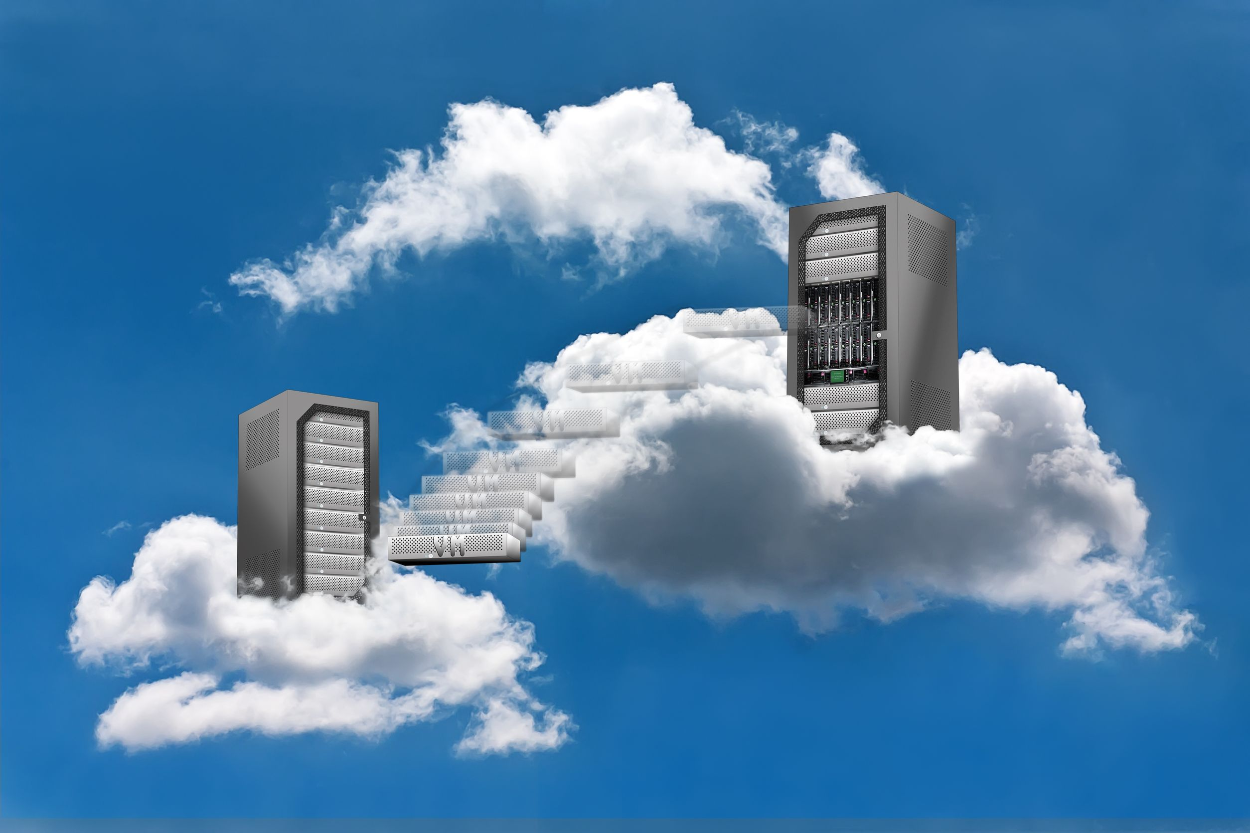 hyperconverged and cloud solutions